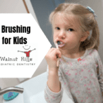 Why Brushing Your Kids' Teeth is Important