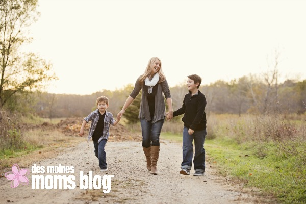 single mom resources in Des Moines