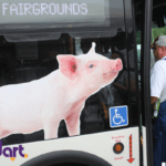 Ride the Bus to the Iowa State Fair and Save