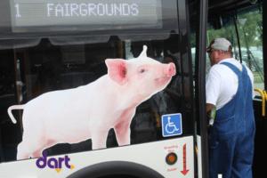 DART state fair