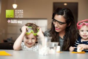 Science Center of Iowa Early Child education