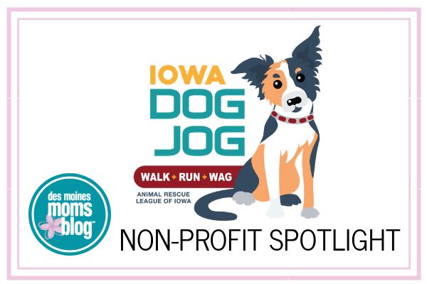 Animal Rescue League of Iowa: Dog Jog Benefiting Homeless Pets