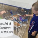 Preschoolers and Process Art at The Goddard School® Waukee