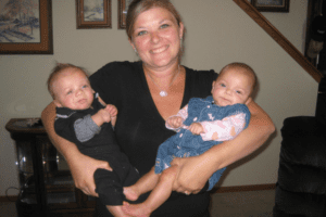 postpartum doula Iowa baby lady