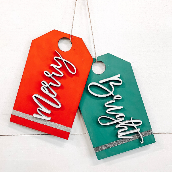 holiday tags