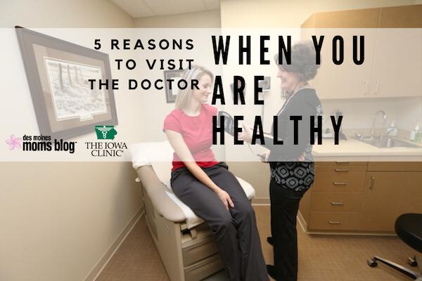 visit a doctor