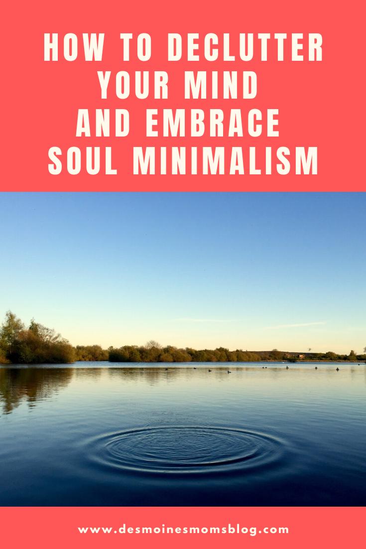 soul minimalism