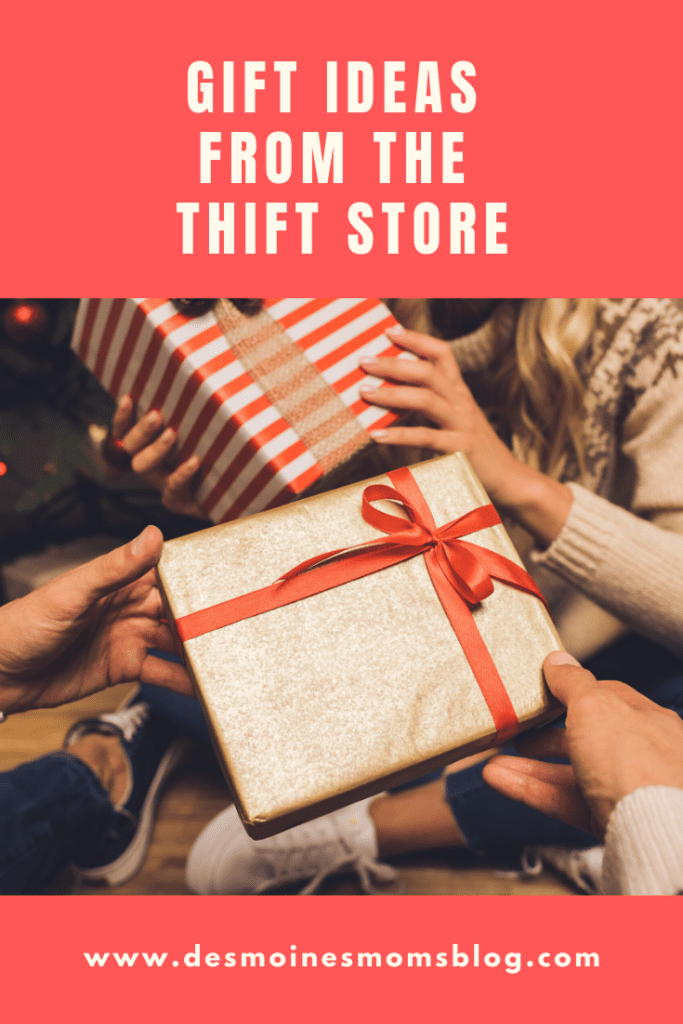 thrift store gift ideas