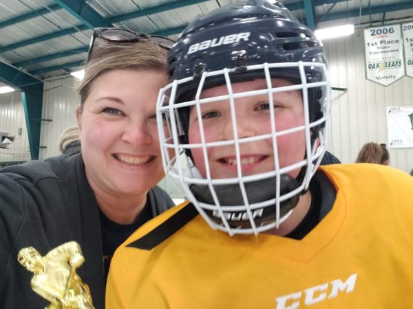 hockey mom