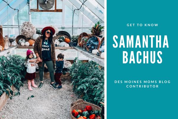 Samantha Bacchus