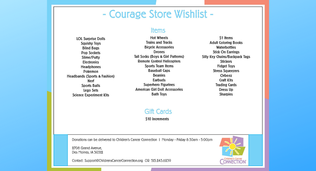courage store