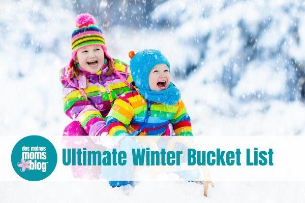winter activities in Des Moines