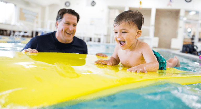 When to Start Swim Lessons