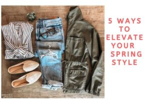 5 ways to elevate your spring style
