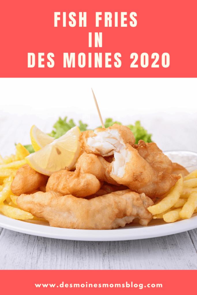 fish fry Des Moines