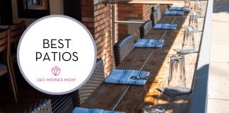 best patios in des moines