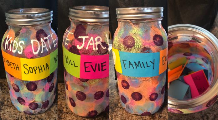 Kids Date Jar