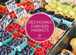 Des Moines Farmers Markets