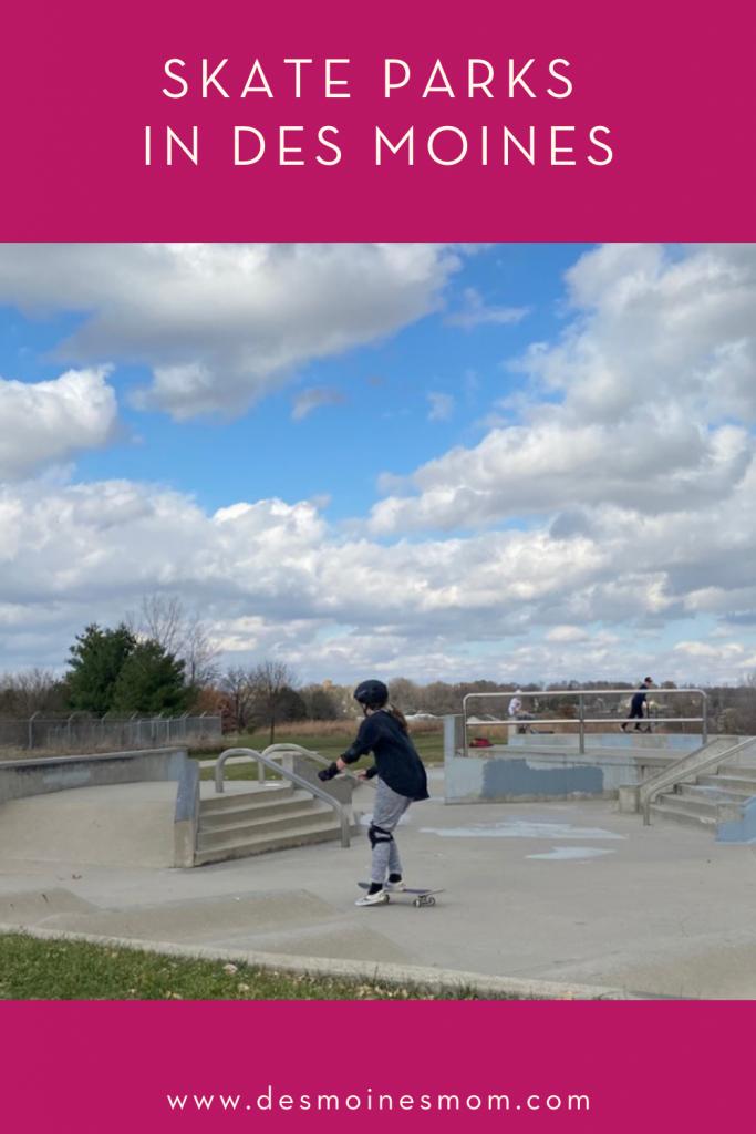 Des Moines Skate Parks