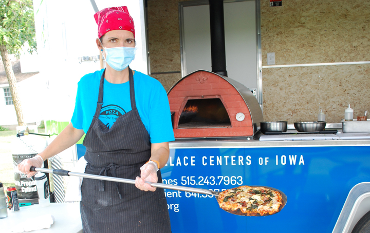 pizza on the prairie