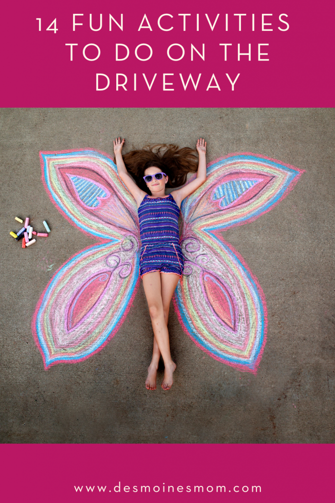 driveway activities