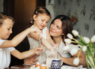 mother's day for single mom