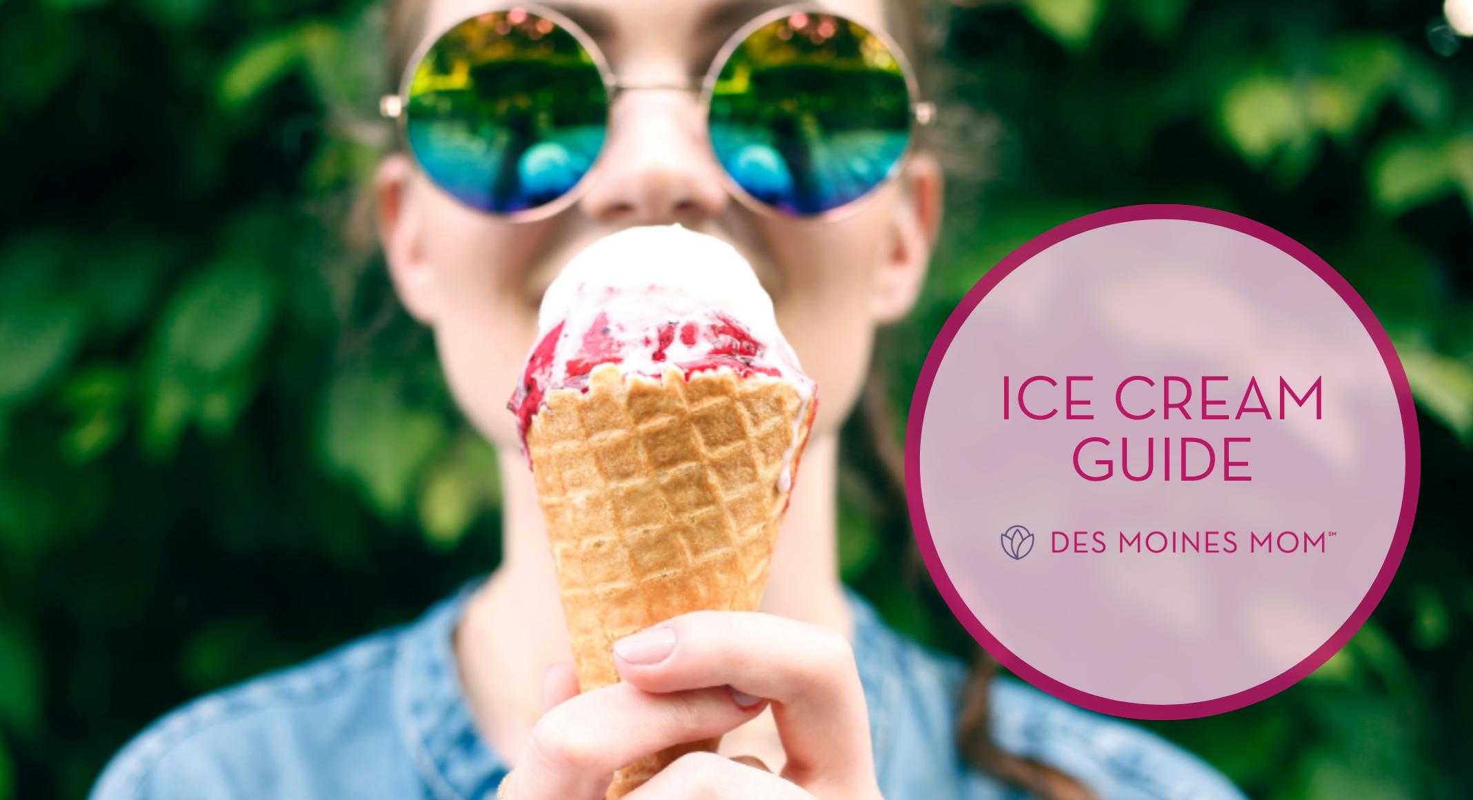 ice cream des moines