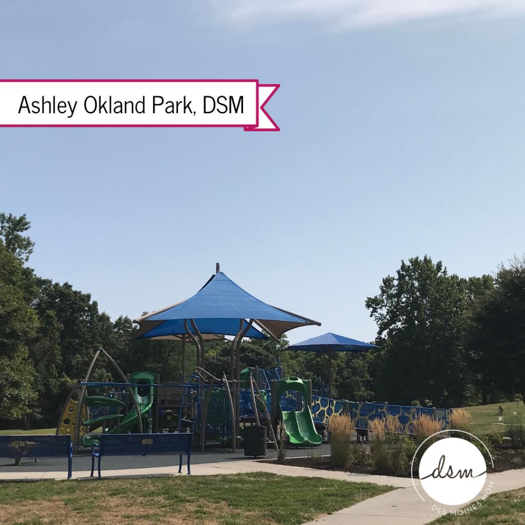 Ashley Okland Park