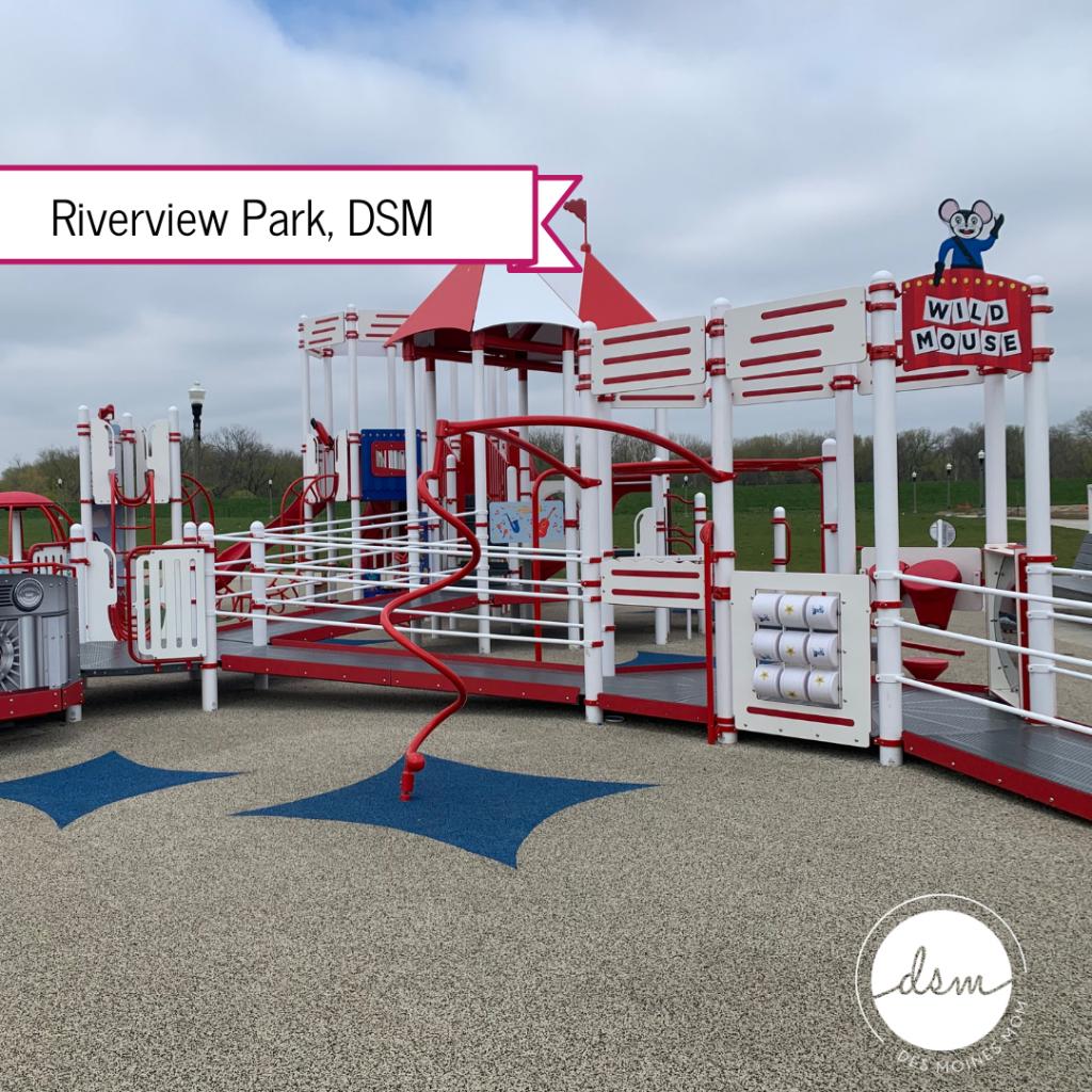 Riverview Park Des Moines