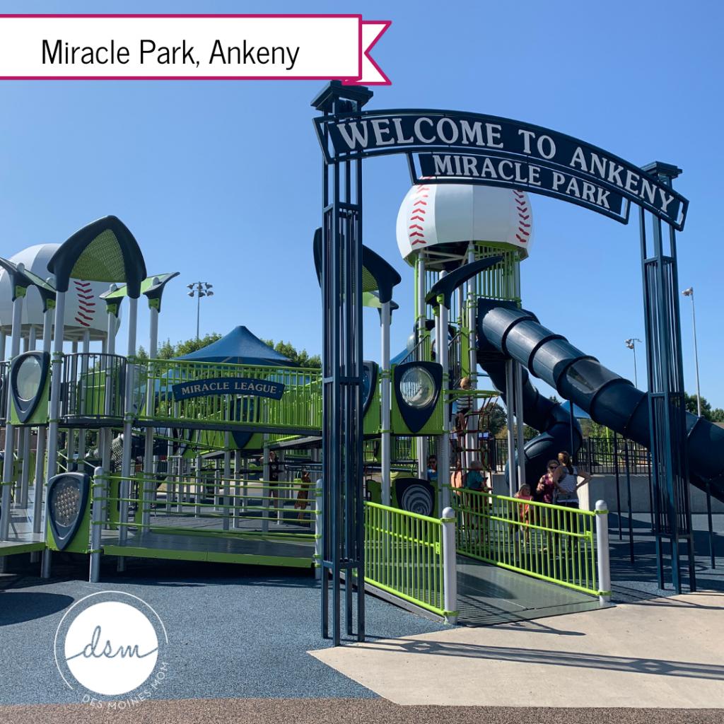 Miracle Park Ankeny
