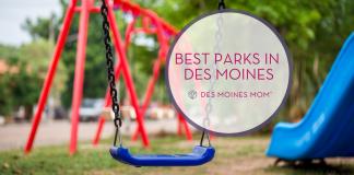 parks in Des Moines