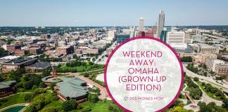 weekend in omaha
