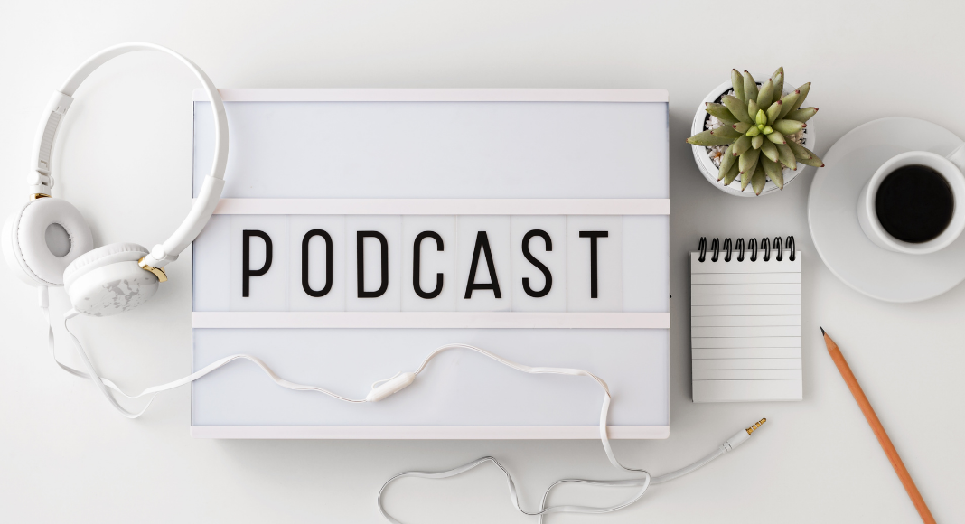 my top 10 favorite podcasts